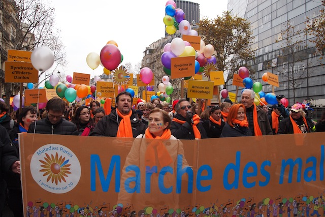 Marche Maladies Rares 2013