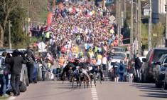 Championnat de France 10km sur route 2014. L'AFNP-handisport y était.