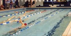 6h de nage non-stop en relai pour faire connaître les neuropathies.