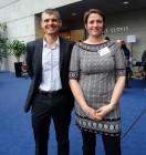 Muriel Gevrey et Jean-Philippe Plançon - AFNP & CMT-France deux associations au service des malades.