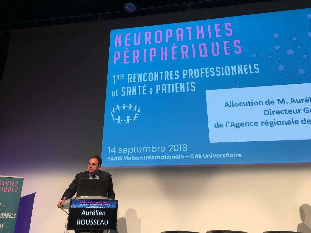 Journée Neuropathies Périphériques: 14 septembre 2018 | AFNP